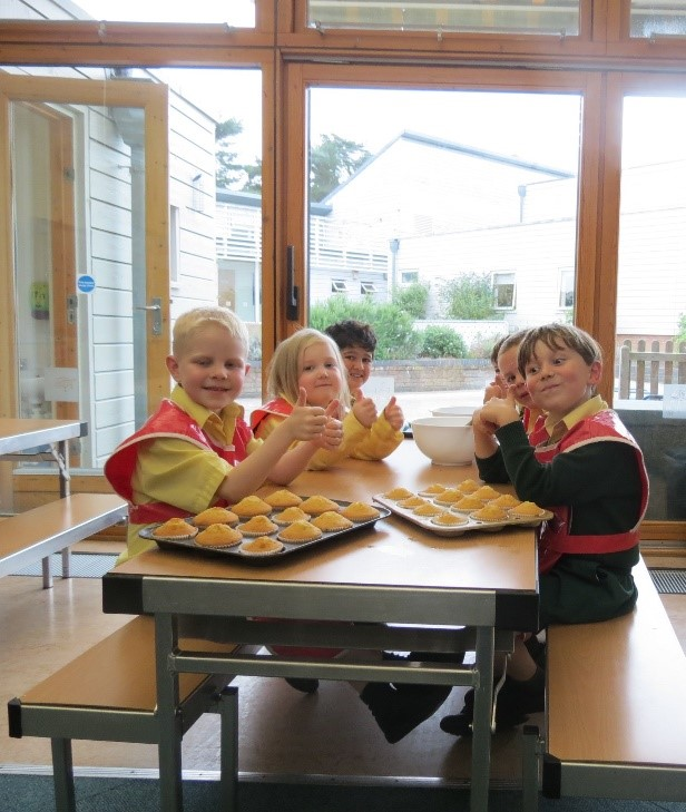 Cookery After School club